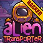 Alien Transporter Hacked