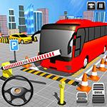 American Modern Bus Parking: Bus Game Simulator 2020