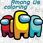Among Us Coloring