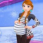 Anna Pregnancy Tattoo Care