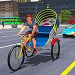 Bicycle Tuk Tuk Auto Rickshaw