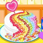 Candy Cake Maker