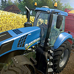 Chained Tractor Bus Towing Duty 2020