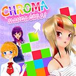 Chroma Manga Girls