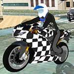 City Police Bike Simulator