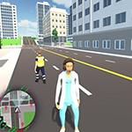 Corona-Virus Crazy Doctor Simulator