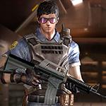 CS War Gun King FPS