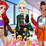 EGirl Fashion Game