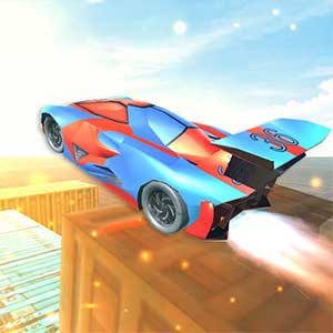 Fly Car Stunt