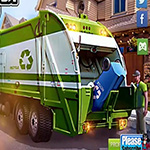 Garbage Truck Simulator: Recycling Driving