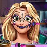 Goldie  Emo Makeup