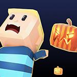 Kogama Halloween Parkour