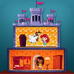 Halloween Princess Holiday Castle