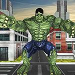 Incredible City Monster Hunk Hero Survival