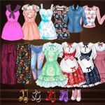 Kawaii High School Fashion Game for Girl