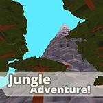 Kogama Jungle Adventure !