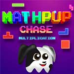 Mathpup Chase Multiplication