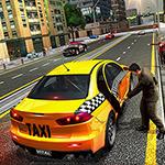 Pixel Road: Taxi Depot Simulator