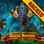 Royal Heroes Hacked