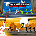 Stick Warrior: Action Game