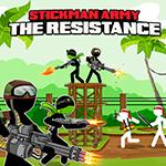 Stickman Army The Resistance