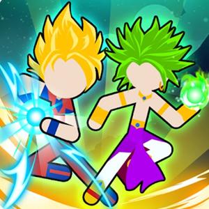 Stickman Dragon Legend Super Battle Fight