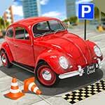 SUV Classic Car Parking