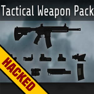 Tactical Weapon Pack Hacked