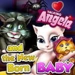 Talking Angela New Born Baby
